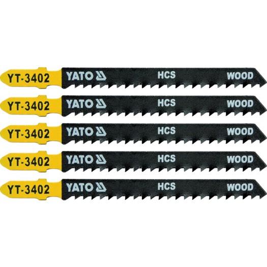 Набор пилок Yato Yt-3402 набор инструментов yato yt 39009