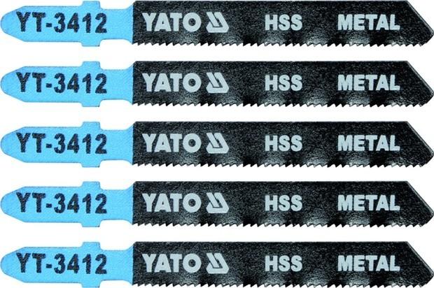 Набор пилок Yato Yt-3412 набор для ухода за свч topperr 3412