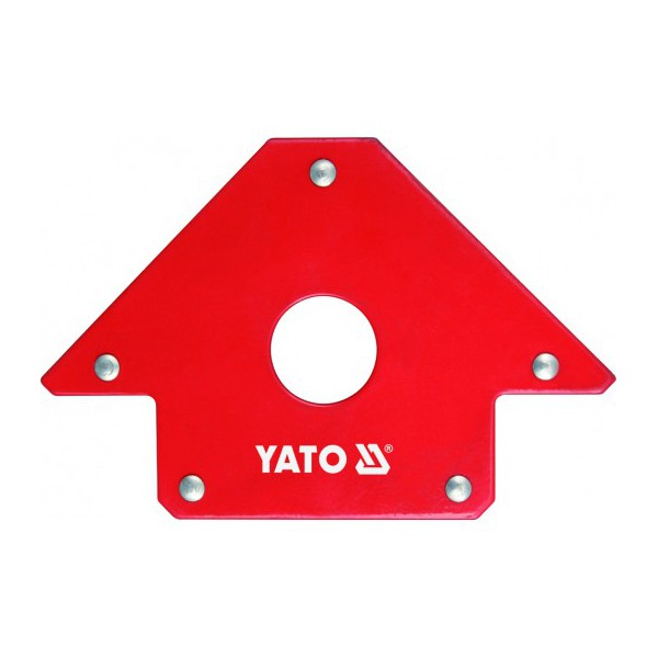 Угольник магнитный Yato Yt-0864 головка yato yt 2372