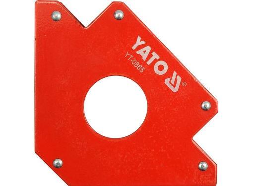 Уголок магнитный YATO YT-0865