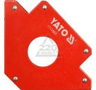 Угольник магнитный YATO YT-0865