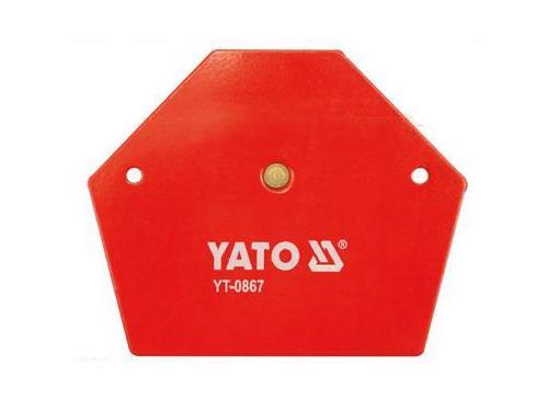 Уголок магнитный YATO YT-0866
