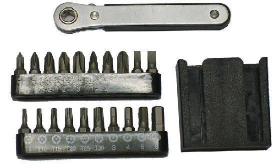 Набор бит Skrab 41697 набор бит skrab 41600