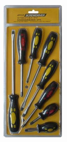 Набор отверток Skrab 42016 набор отверток 8 предметов центроинструмент 0558