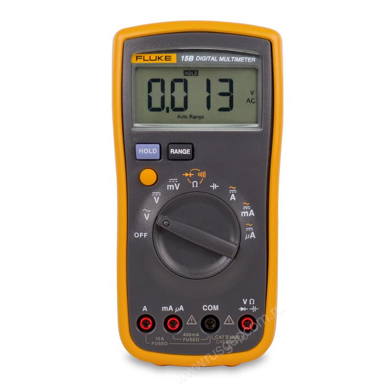 Мультиметр Fluke 15b+ a16b 1211 0901 15b used in good condition