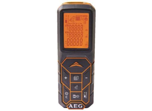Лазерный дальномер AEG LMG50 (ЖК-дисплей)