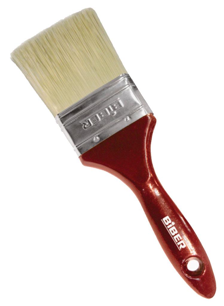 Кисть флейцевая Biber 31203 кисть флейцевая kraftool 1 01017 50