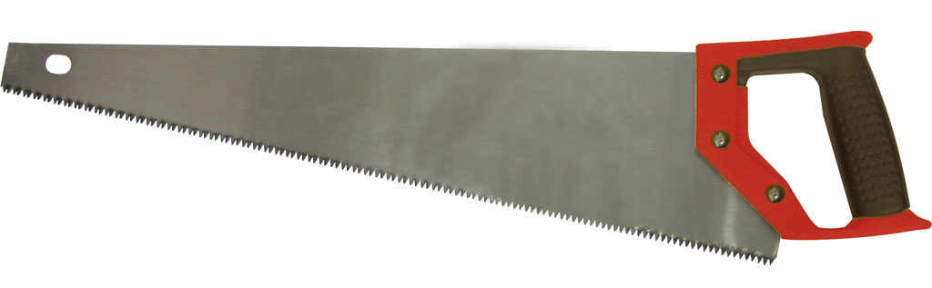 Ножовка Biber 85681 ножовка biber 80815 средний зуб 400мм