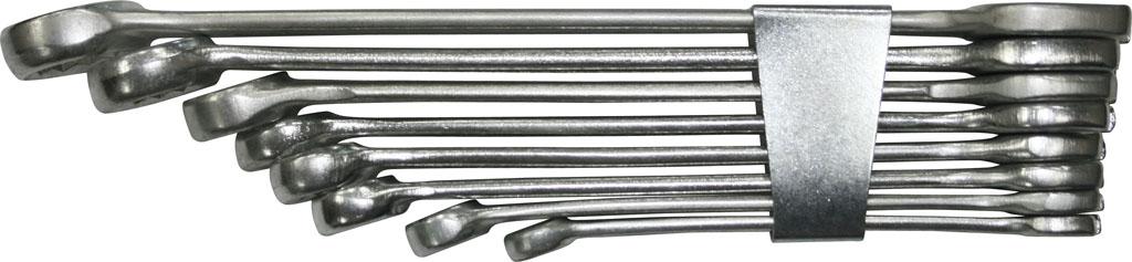 Набор ключей Biber 90651 (8 - 17 мм) браслет авантюрин зеленый 8 мм 17 cм