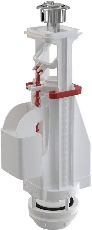 Механизм сливной Alca plast A08 механизм впускной alca plast a16 3 8