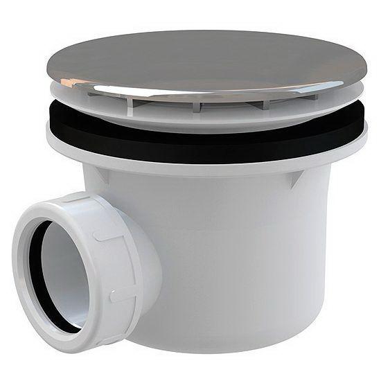 Сифон Alca plast A49cr механизм впускной alca plast a16 3 8