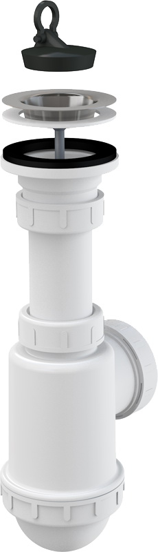 Сифон Alca plast A441pr.50/40 водослив alca plast a395