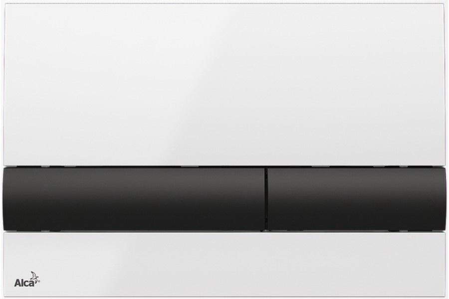 Смывная клавиша Alca plast M1710-8