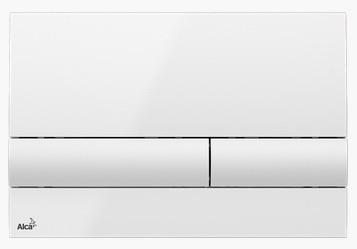 Смывная клавиша Alca plast M1710