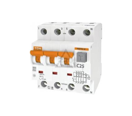 Диф. автомат TDM SQ0202-0019
