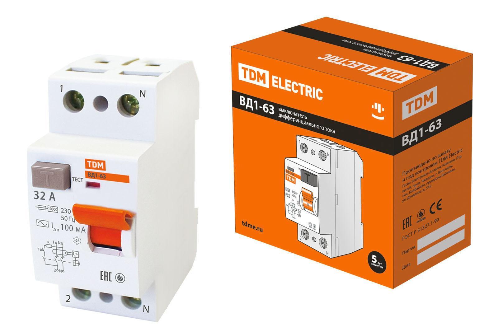 УЗО Tdm Sq0203-0009 блок защиты галогенных ламп tdm бз 1000 sq0360 0009