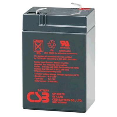 Аккумулятор для ИБП Csb Bacsb645 аккумулятор для мототехники moratti yt7b bs 6 5 ач залитый пр