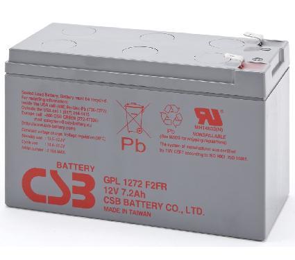 Аккумулятор для ИБП CSB BACSB1272L