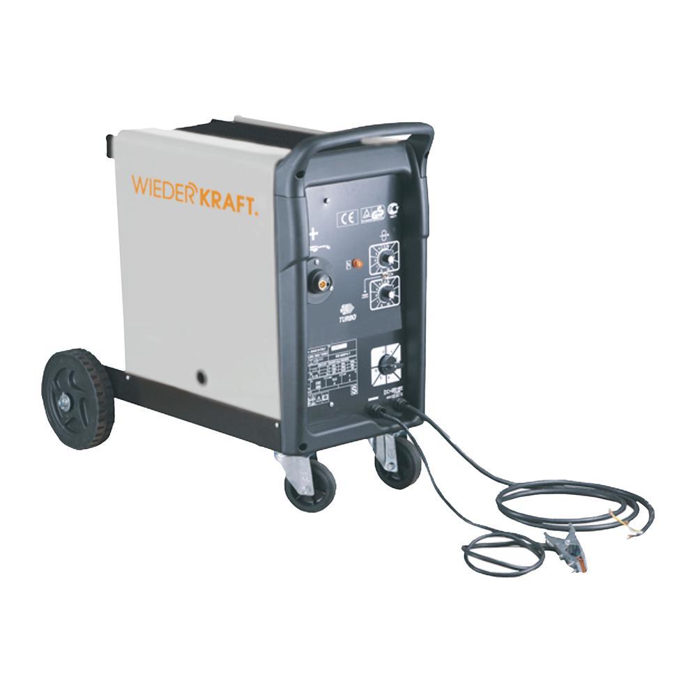 Сварочный полуавтомат Wiederkraft Wdk-630038 сварочный полуавтомат ресанта саипа135