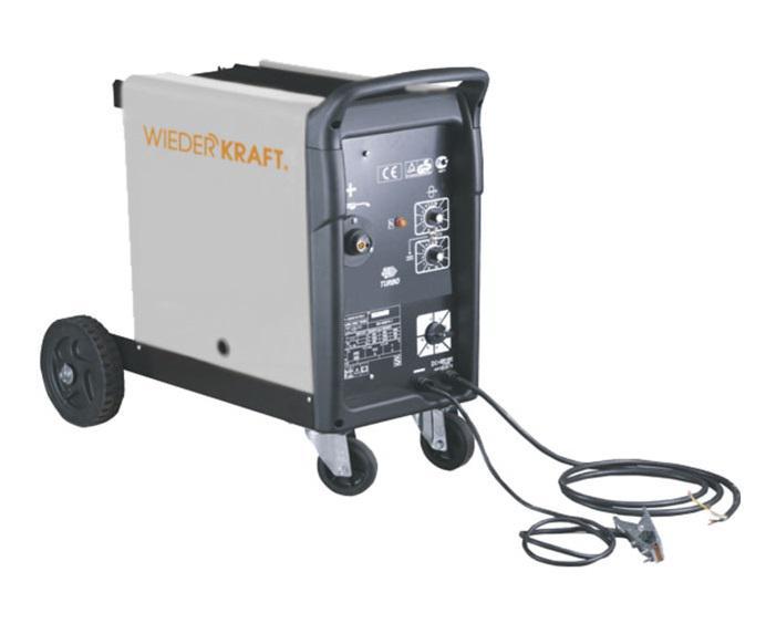Сварочный полуавтомат Wiederkraft Wdk-620038 сварочный полуавтомат ресанта саипа135