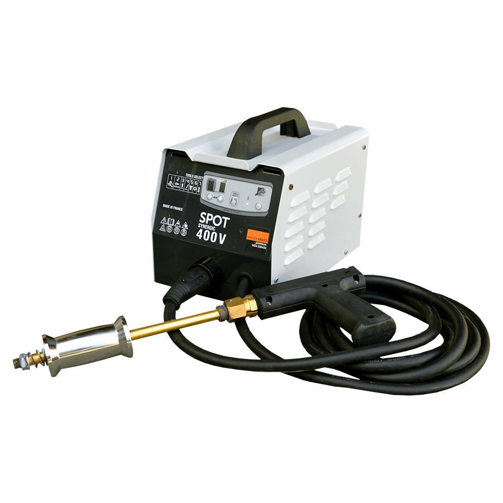 купить Сварочный аппарат Wiederkraft Wdk-350438 онлайн