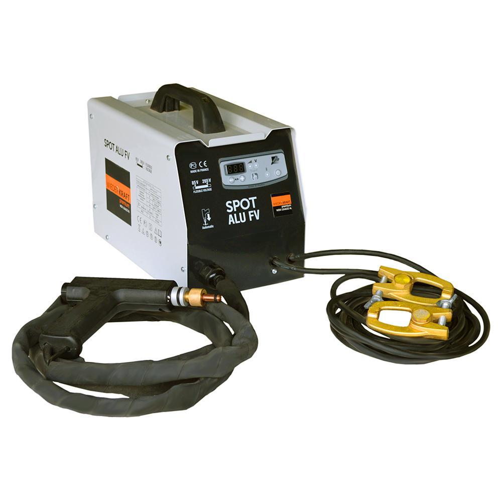 Сварочный аппарат Wiederkraft Wdk-154622 al сварочный полуавтомат wiederkraft wdk 620022