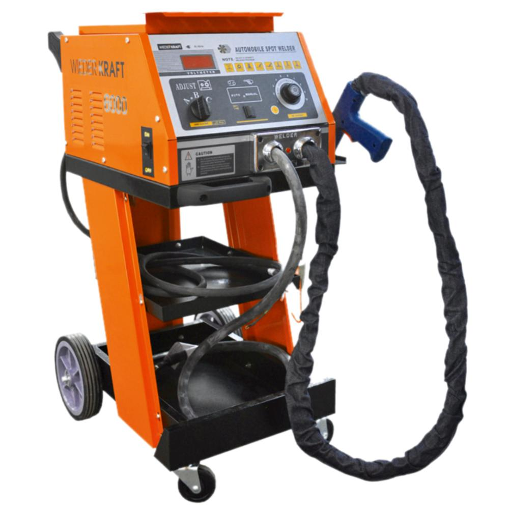 купить Сварочный аппарат Wiederkraft Wdk-6000 онлайн