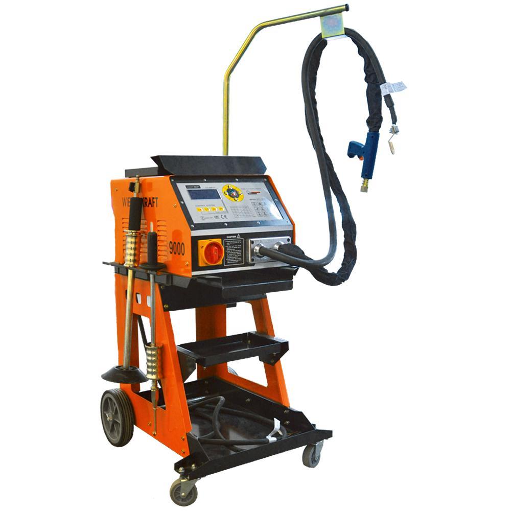 купить Сварочный аппарат Wiederkraft Wdk-9000 онлайн