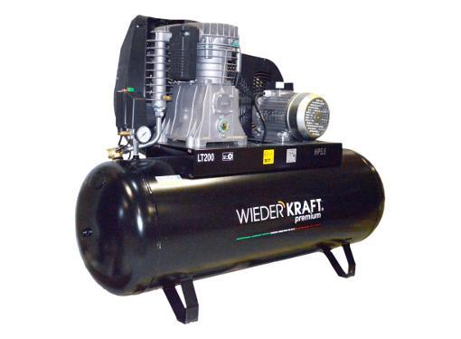 Компрессор WIEDERKRAFT WDK-92060