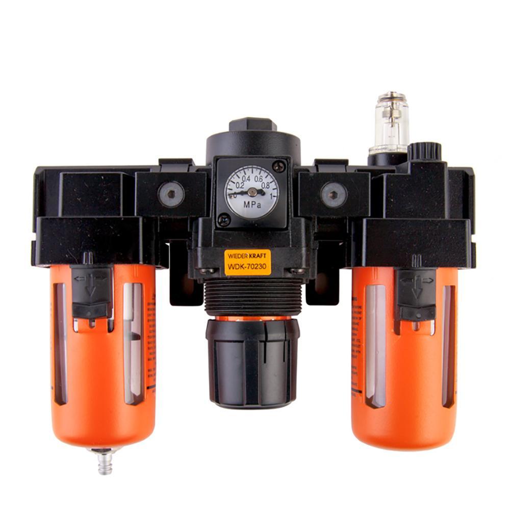 Блок подготовки воздуха Wiederkraft Wdk-70230 цена