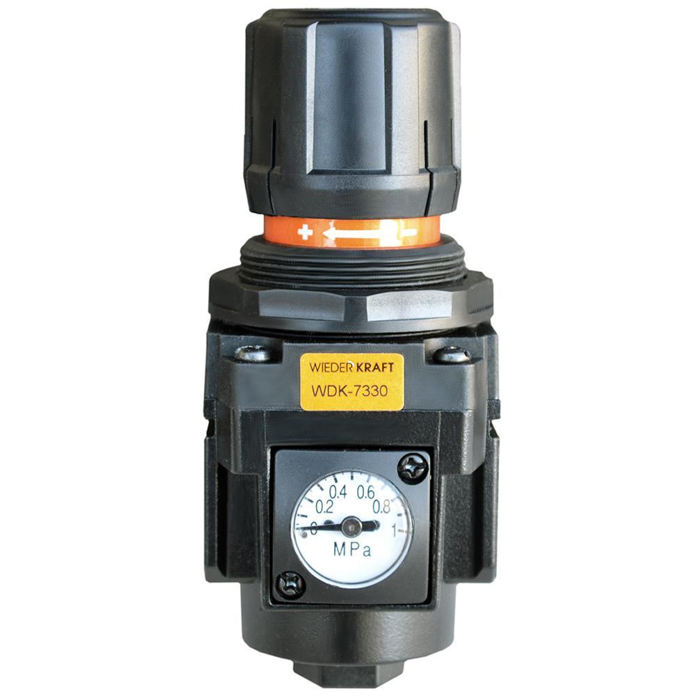 Редуктор давления Wiederkraft Wdk-7330 домкрат wiederkraft wdk 81020