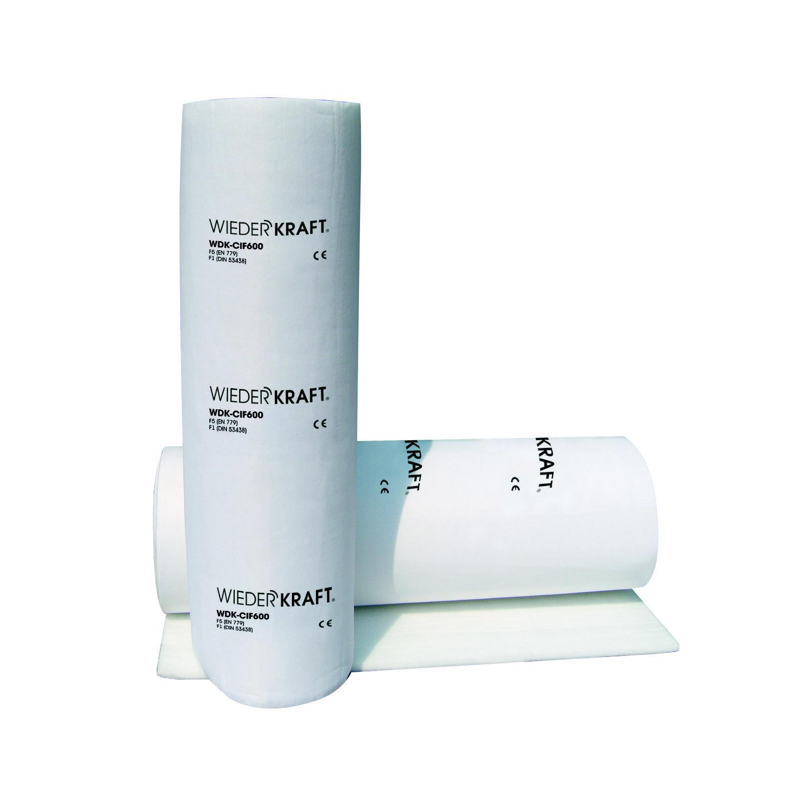 Фильтр Wiederkraft Wdk-cif600 (1м х 20м) домкрат wiederkraft wdk 81020