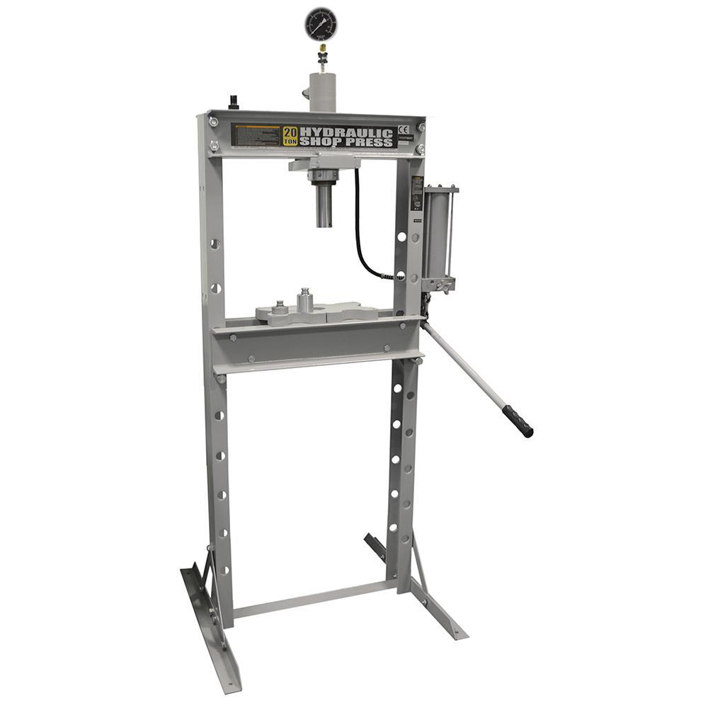 Купить со скидкой Пресс гидравлический Wiederkraft Wdk-80120