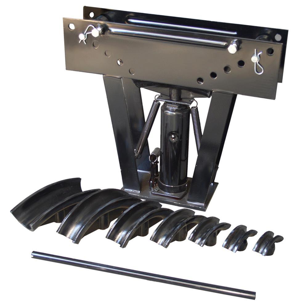 Трубогиб Wiederkraft Wdk-87015 стационарный