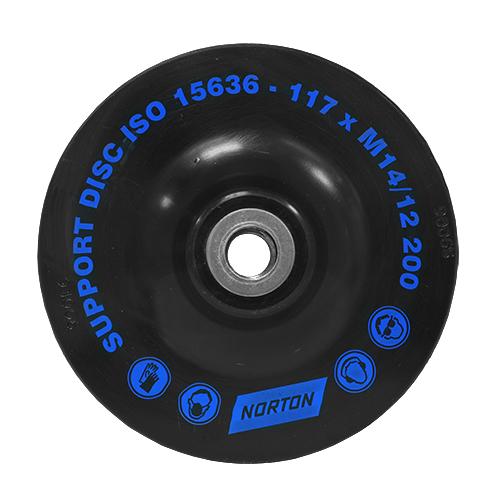 Подошва NortonПриспособления для электроинструмента<br>Тип: подошва, Назначение: для шлифмашины<br>