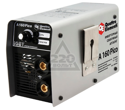 Сварочный аппарат QUATTRO ELEMENTI A 160 Pico 649-486