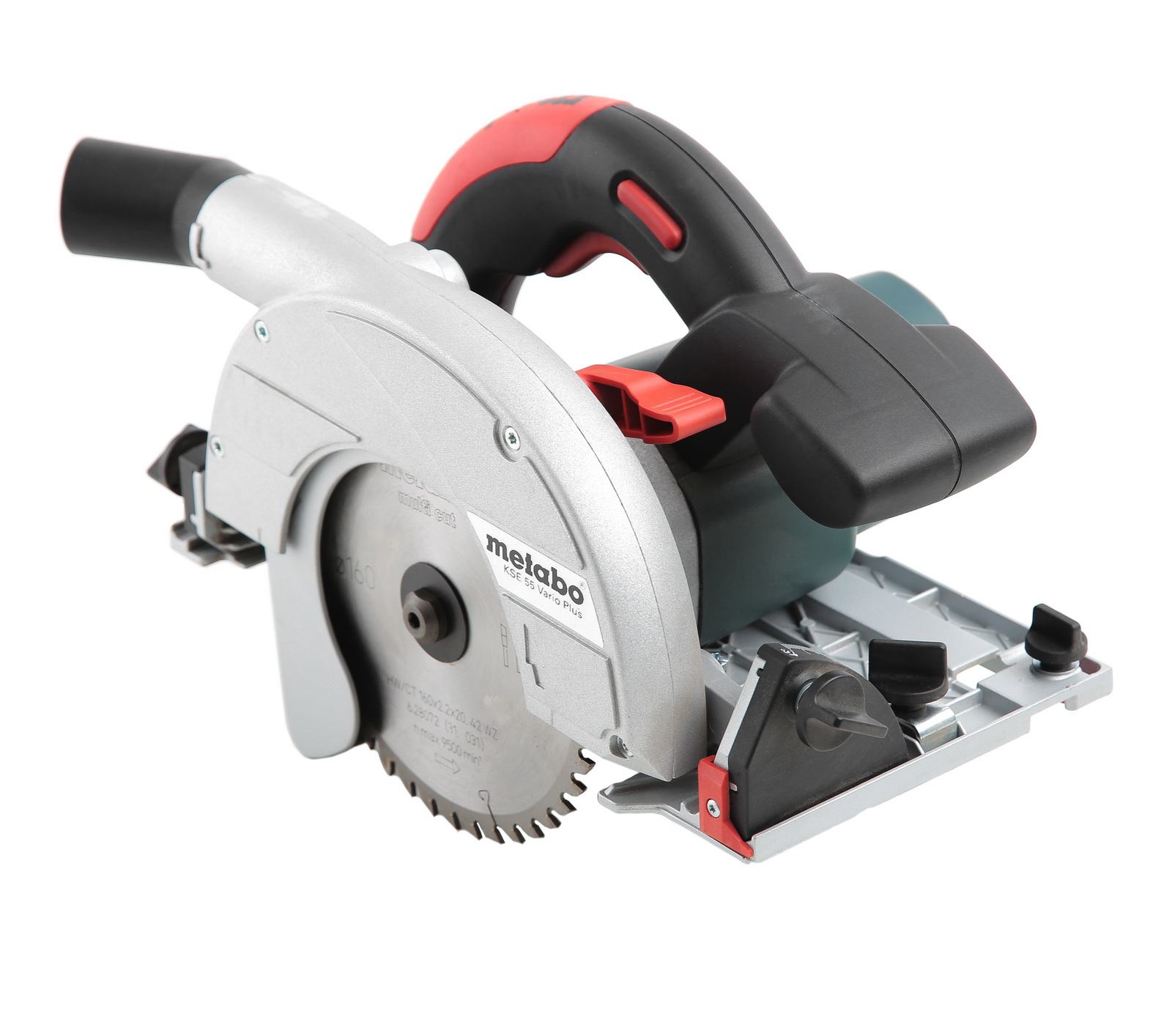 Погружная циркулярная пила  Metabo Kse 55 vario plus (601204000)