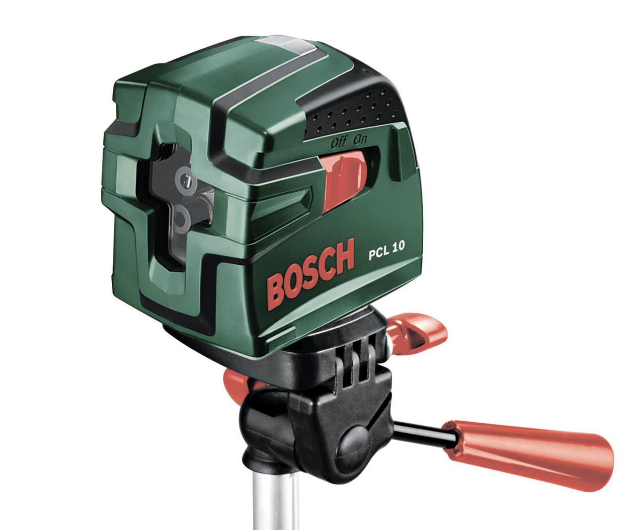 Уровень Bosch Pcl 10 set + ШТАТИВ (0.603.008.121)