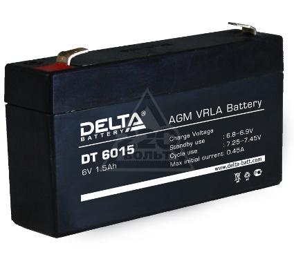 Аккумулятор для ИБП DELTA DT 6015