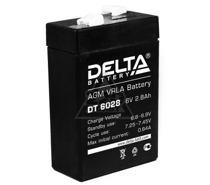 Аккумулятор для ИБП DELTA DT 6028