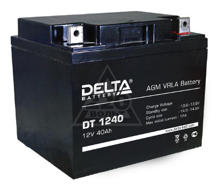 Аккумулятор для ИБП DELTA DT 1240