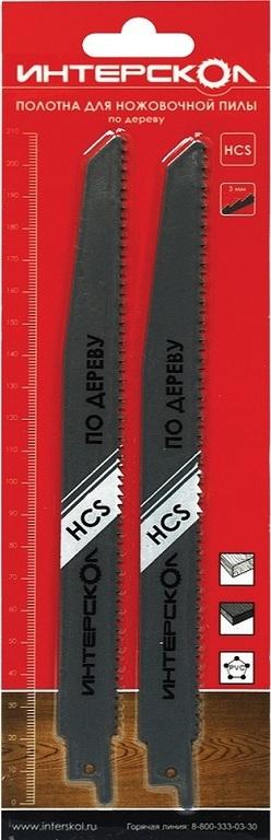 Полотно для сабельной пилы ИНТЕРСКОЛ 2210913000361 настольный электролобзик интерскол мп 100 700э
