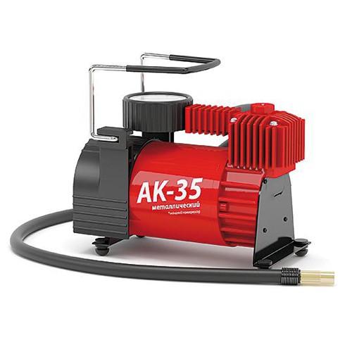 Компрессор Autoprofi АК-35 autoprofi компрессор автомобильный autoprofi ak 35 цифровой