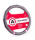 Оплетка AUTOPROFI AP-1408 BK/PINK (M)