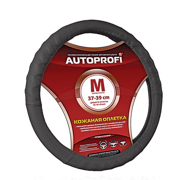 Оплетка Autoprofi Ap-300 bk (m) autoprofi