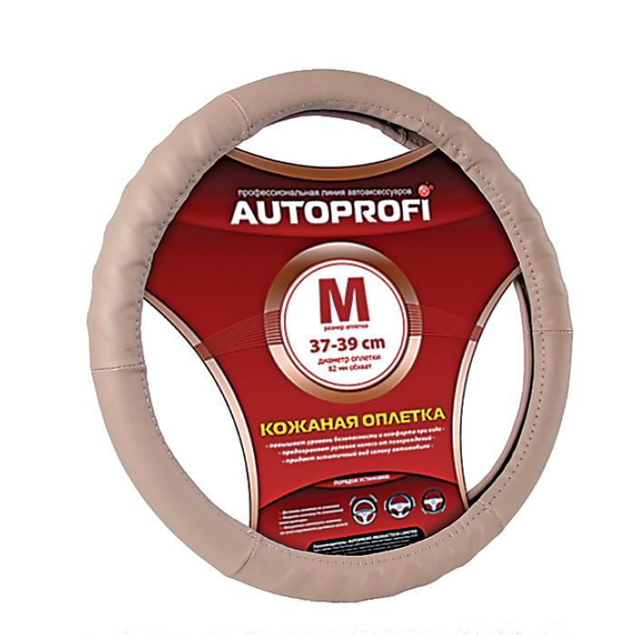 Оплетка Autoprofi Ap-300 d.be (m) оплетки на руль autoprofi оплётка для перетяжки руля sam 300 croco be m