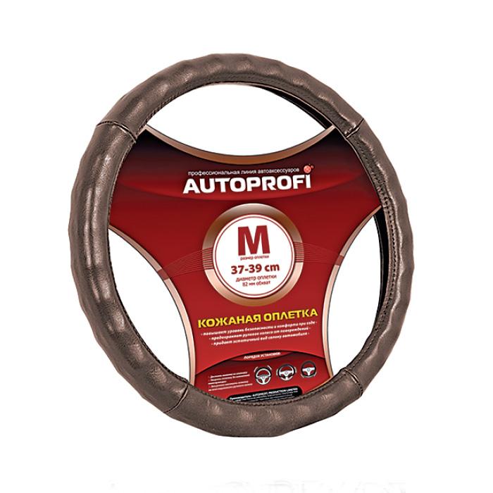 Оплетка Autoprofi Ap-765 br (m) автохимия autoprofi химчистка салона autoprofi 150201