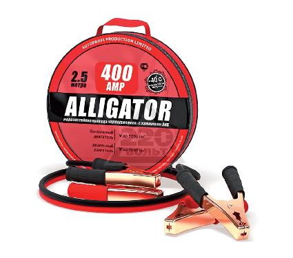 Купить Провода прикуривания AUTOPROFI BC-400, провода вспомогательного запуска