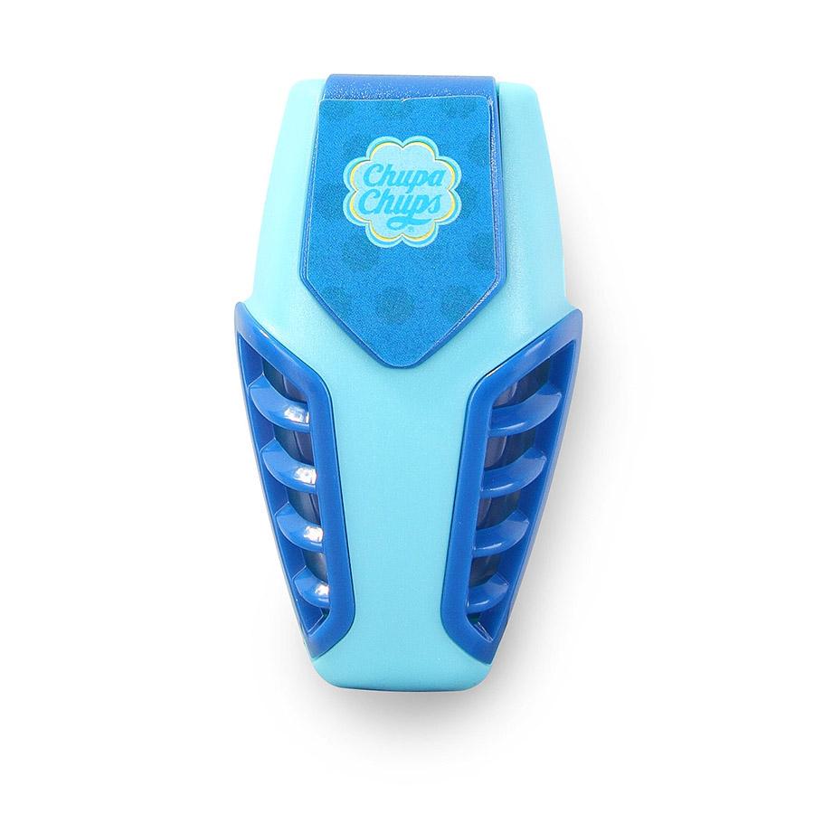 Ароматизатор Chupa chups Chp303 ароматизатор воздуха chupa chups яблоко на дефлектор мембранный 5 мл