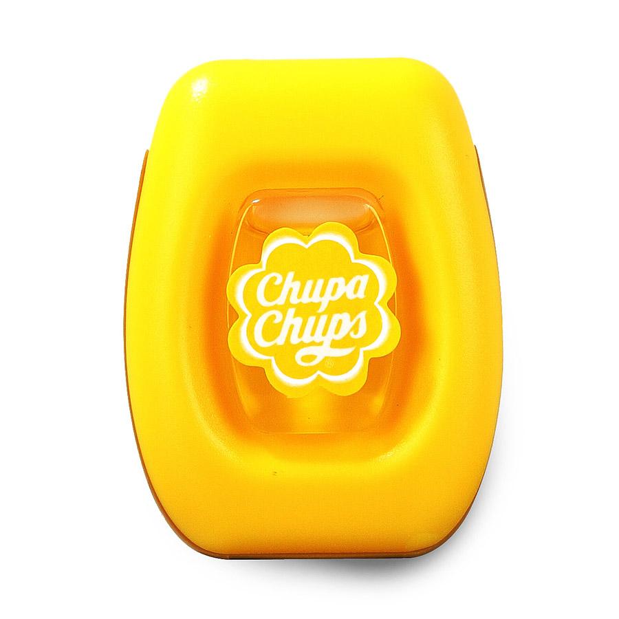 Ароматизатор Chupa chups Chp401 ароматизатор воздуха chupa chups апельсин на дефлектор жидкостный 5 мл